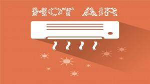 علت کار نکردن گرمایش کولر گازی