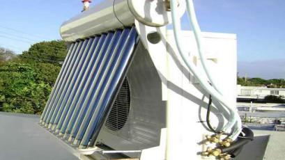 کولر گازی خورشیدی چگونه کار میکند